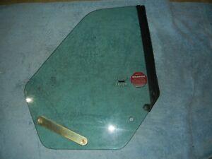 Classic SAAB 900 Convertible Right Rear 1/4 Window