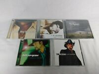 Tim McGraw CD Lot of 5 Live Like You Were Dying A Place In The Sun Let It Go CD