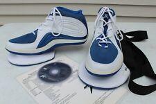 ce8c73788733 ATI Strength Shoes Men Size 14 EUR 48.5 Plyometric Basketball Shoes Blue  White