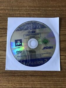 URBAN FREESTYLE SOCCER (PS2, Promo) PAL