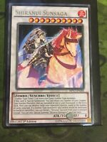 Shiranui Sunsaga - MP17-EN204 - Rare - 1st Edition
