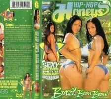 Hip Hop Honeys Blazin Brazil Girls  DVD