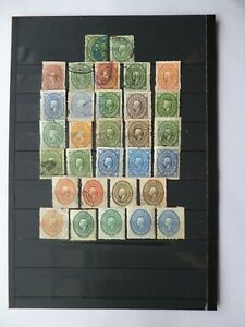 MEXICO :- 1884 : Good Mint & Used selection.