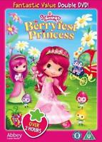 Strawberry Shortcake Double Pack The Berryfest Pricess [DVD][Region 2]