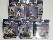 STARTING LINEUP 2 COOPERSTOWN COLLECTION SET OF 5 FIGURES RYAN JACKSON MCCOVEY..