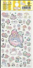 Sanrio Little Twin Stars Stickers Hologram Dolphin