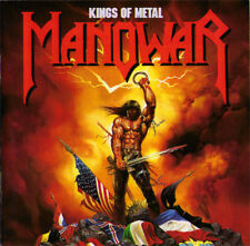 Manowar ‎– Kings Of Metal (Full Digital Recording CD + Bonus Track)-SHIPS FREE-