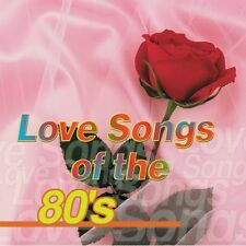 Various Artists - Love Songs of the 80's [New CD]