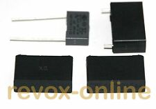 4* X2 Entstörkondensatoren 3* 470nF 1* 100nF 275V~ Studer Revox B77 B 77 MKII