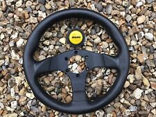 Genuine Momo Steering Wheel