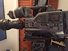 PDW-530 XDCam Sony Camcorder W/ Canon lens