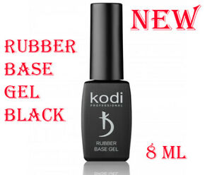 Kodi Professional NEW Natural Rubber Base 12ml! Pink Beige Rose Ivory. ORIGINAL!