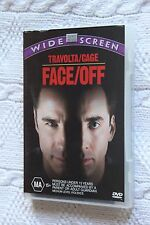FACE/OFF (DVD), REGION-4, LIKE NEW (DISC; NEW), FREE SHIPPING