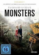 Monsters (Steelbook) [Limited Edition] de Gareth Edwards | DVD | état très bon