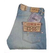 Ropa de hombre azul Edwin 100% algodón