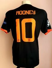 Manchester United 2015 - 2016 Third football Adidas shirt Rooney