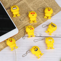 1Pc Cartoon Cable Saver Cover Phone USB Bite Charger Data Cord ProtectorEF