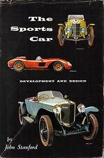 Sports Car Development & Design 1908-1957 Alfa Alvis Aston Bentley Bugatti MG +