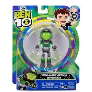 BEN 10 OMNI-NAUT ARMOR BEN TENNYSON FIGURE SPACE SUIT CARTOON NETWORK