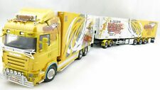 WSI 01-1025 Scania R-Streamline Highline Ristimaa Wasp Sweden Combo 1:50