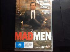 Mad Men Season Three 3 Sealed Brand New 3 Discs 593 minutes region 4