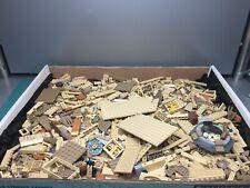 LEGO Bulk Bricks, Pieces, Parts Lot - Tan/Dark Tan, 2+ POUNDS!