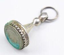 Antike Petschaft Türkisch Silber
