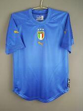 4.4/5 Italy Italia jersey small 2004 2006 home shirt soccer football Puma ig93