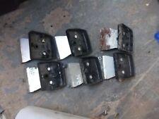 plaque fixation feu arrière rcx mobylette peugeot 103 7421