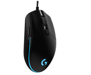 Logitech G102 Wired Gaming Mouse Backlit Mechanical Mouse Side Button Glare Mous
