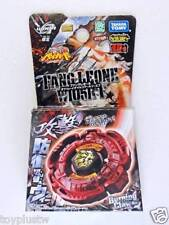 TAKARA TOMY JAPAN BEYBLADE WBBA LIMITED FANG LEONE BURNING CLAW W105R2F BB106