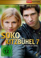 SOKO Kitzbühel 7: Folge 61 - 70 (Kristina Sprenger - Andreas Kiendl) | DVD | 441
