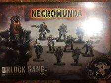 Necromunda Orlock gang NEW