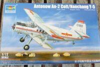Trumpeter 01602 1:72 Bausatz ungeöffnet Flugzeug Antonov An-2 Colt Polen China