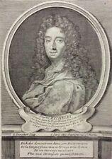 Pierre Richelet 1626-1698 français Dictionnaire Louis XIV DESROCHERS XVIII