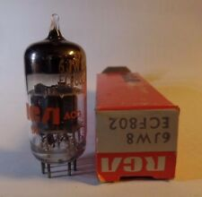 RCA NOS 6JW8 ECF802 Vacuum tube Hickok Tested 100%+