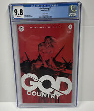 God Country #1 CGC 9.8 2nd Print Low Ordered