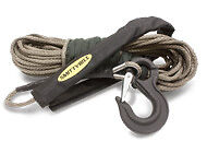 """Smittybilt Synthetic XRC Winch Rope 4x4 4,000 part # 97704   19/64"""" x 30ft"""