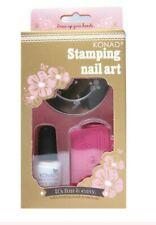 Konad Stamping Nail Art Stamping Set