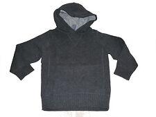 H & M toller Kapuzen Pullover Gr. 86 / 92 grau !!