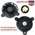 For Haier Refrigerator Cooling Fan GW12E12MS1AZ-52Z32 12V DC Repair Parts USA photo