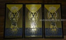 Wpb Coral Sky Ampitheater Foo Fighters Concert Foil Poster 4/26/18 15 28