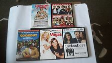 4 DVD LOT Shut Up & Sing, The Cookout, The Last Kiss, What Happen is Vegas...