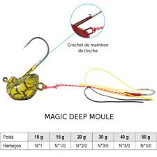 Leurre MAGIC DEEP TENYA Sparidés Dorades sparidae sea bream pagrus pollack New