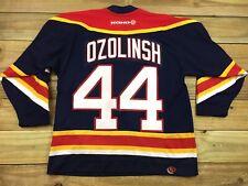 VTG 2002 NHL Koho Florida Panthers Sandis Ozolinsh #44 Hockey Jersey L Ozolins