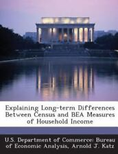 Explaining Long-Term Differences Between Census and Bea Measures of Household In