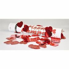 Confettis de fête rouge pour la maison
