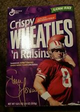 Steve Young 1996 Wheaties Cereal Box Sealed San Francisco 49ERS