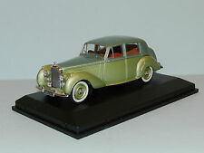 Oxford Automobile Co 1/43 Bentley Mk VI T/Tone Green MiB