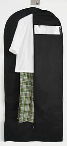 KLEIDERSACK Größe: L - mit Sichtfenster - Vliesmaterial - ca. 65 x 150 cm
